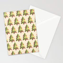 Christmas Pastel Paper Pattren PPP145 Stationery Cards