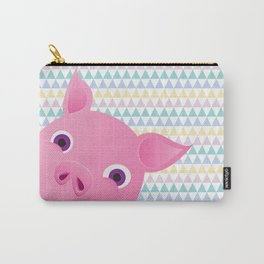 Sweet Piggy Carry-All Pouch