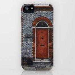 Newport Door No. 28 iPhone Case