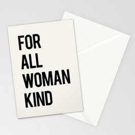 FOR ALL WOMANKIND Stationery Cards