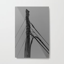 connection Metal Print