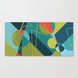 Morse Frequencies Canvas Print