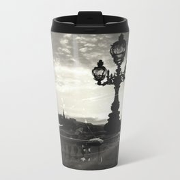Mysterious Paris Travel Mug