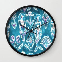 MERMAID FANTASEA Wall Clock