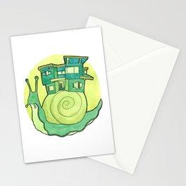 Modern Traveler Stationery Cards