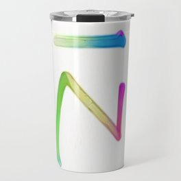 CUT-DOWN#12 - そ Travel Mug