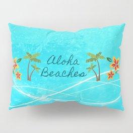 Aloha Beaches Pillow Sham