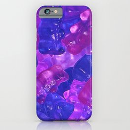Gummiez iPhone Case