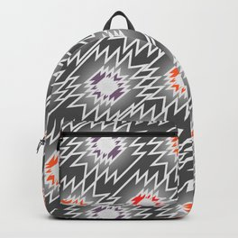 Bright shiny decor in the dark Backpack