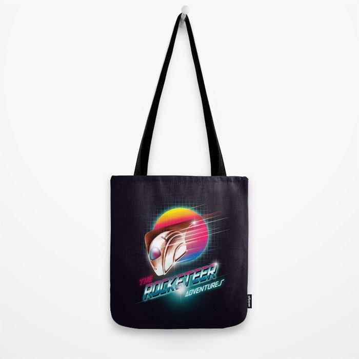 The Rocketeer Tote Bag