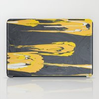 transformers iPad Cases featuring Transformers by Maddy Knuth