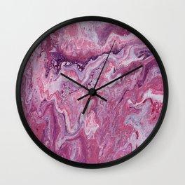 Magenta Series 3 Wall Clock