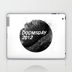 Doomsday 2012 Laptop & iPad Skin