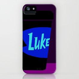 Lorelai's quote iPhone Case