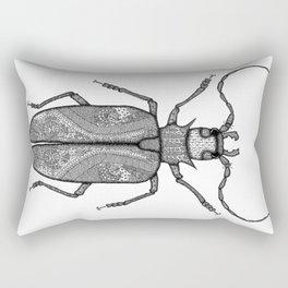 Titan Beetle Rectangular Pillow