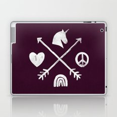 Sugar and Spice Compass Laptop & iPad Skin