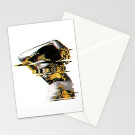 Fazed Out Stationery Cards