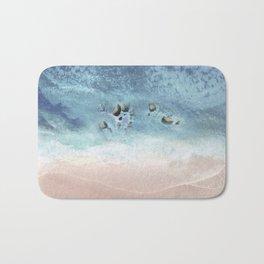 Blue Sea IV Bath Mat
