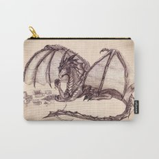 Material Girl ~ Dragon Carry-All Pouch