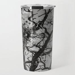 Ancient Tree, Survivor, Alive Travel Mug