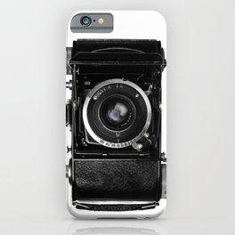 Old Retro Camera iPhone Case