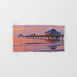 Pier 60, Clearwater Beach Hand & Bath Towel