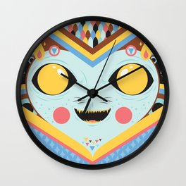 Kucing Wall Clock