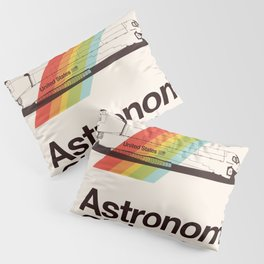 Astronomy Club Pillow Sham