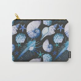 Sea Life Pattern 06 Carry-All Pouch