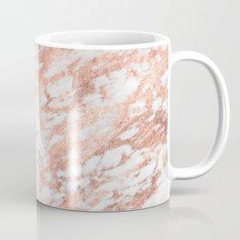 Blush Gold Quartz Coffee Mug