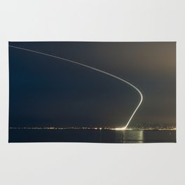 Take off from Nice Rug