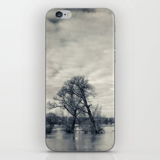 lean on me iPhone & iPod Skin