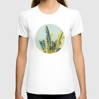 palm tree T-shirts featuring Palm by Esther Ní Dhonnacha