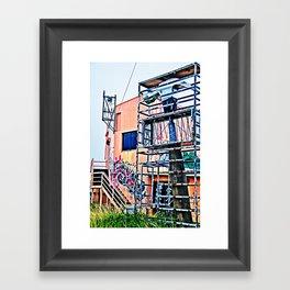 Hammer Time Framed Art Print