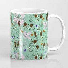 Echinacea mint Coffee Mug