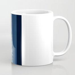 New Year's Blue Champagne Coffee Mug