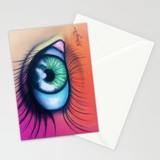 Kaleidoscopic Vision Stationery Cards