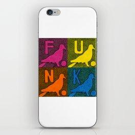 F.U.N.K. iPhone Skin