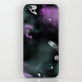 Deeep Space iPhone Skin