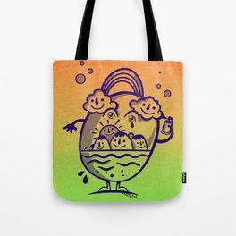 Mr. Ozone Tote Bag