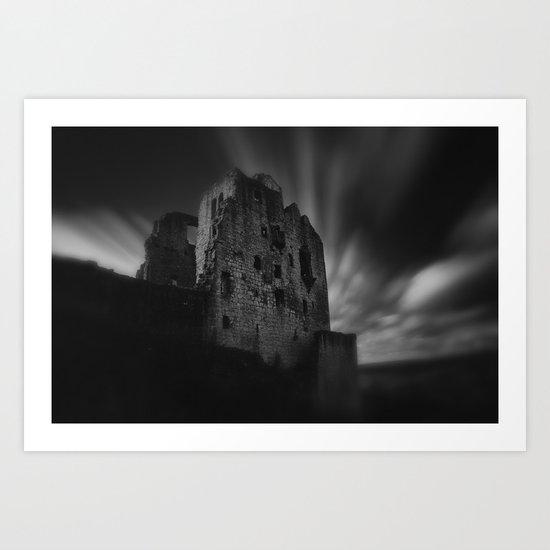 The Ruins #4 Art Print