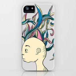 Mohawk iPhone Case