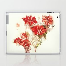 Poinsettia  Laptop & iPad Skin
