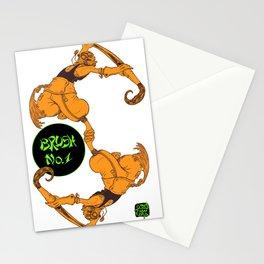 BRUSH No.1 Stationery Cards