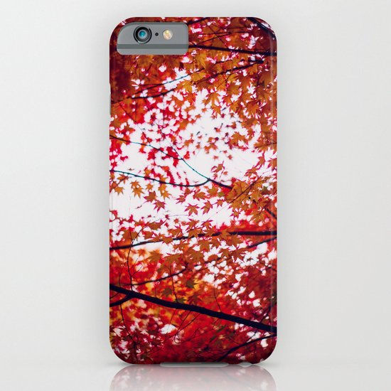 up in the trees you'll find peace iPhone & iPod Case