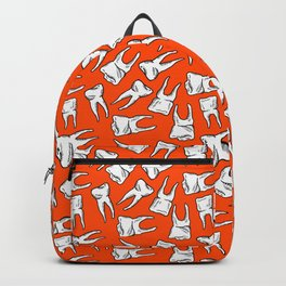 Toothy Pattern No 4 Backpack