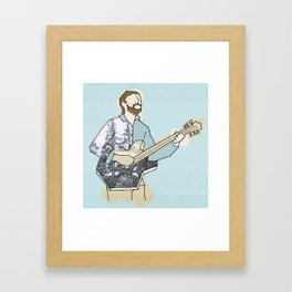 The Shins Framed Art Print