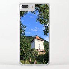 Brasov Clear iPhone Case
