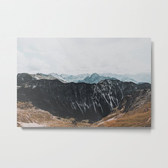 interstellar - landscape photography Metal Print