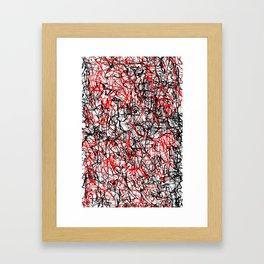 SPARTA Framed Art Print